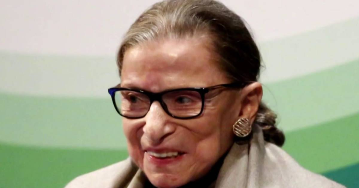 Ruth Bader Ginsburg cancer recovery 'is on track,' no further treatment needed