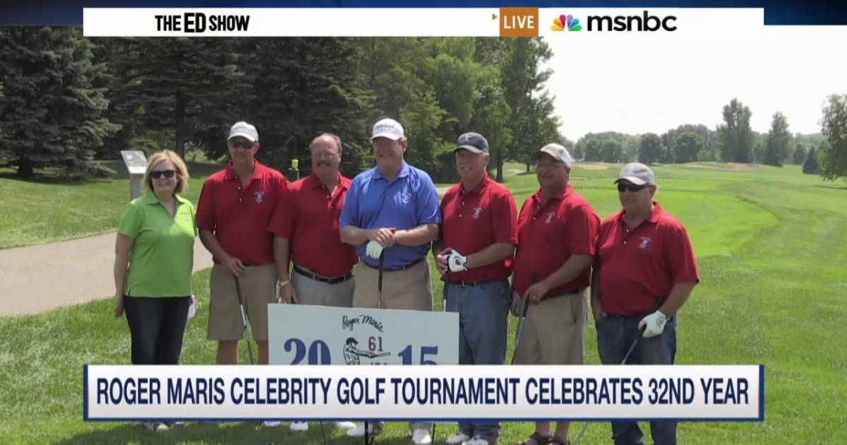 History | Roger Maris Golf Tournament