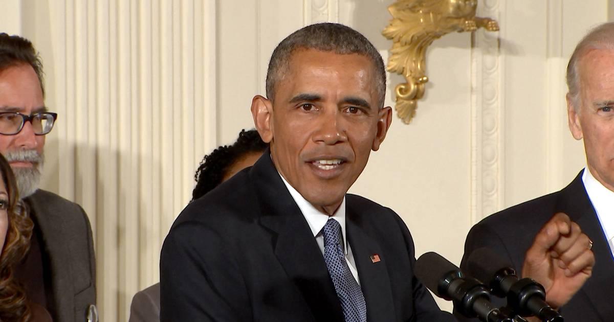 Obama Quotes MLK in Gun Control Speech