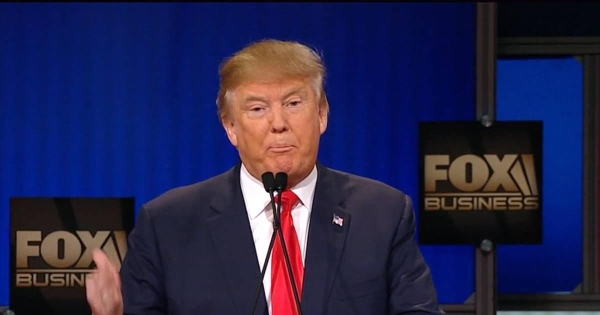 Donald Trump Responds to Cruz's 'New York Values' Remark