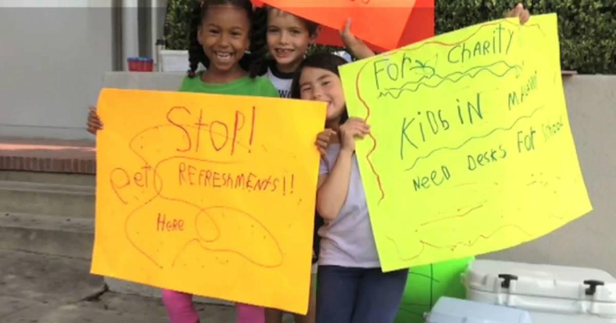 Wildwood Elementary Raises Money For K I N D