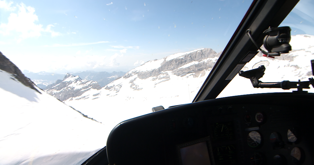 Pilot Flying J Careers >> Swiss helicopter pilot Reto Ruesch discusses high altitude flying