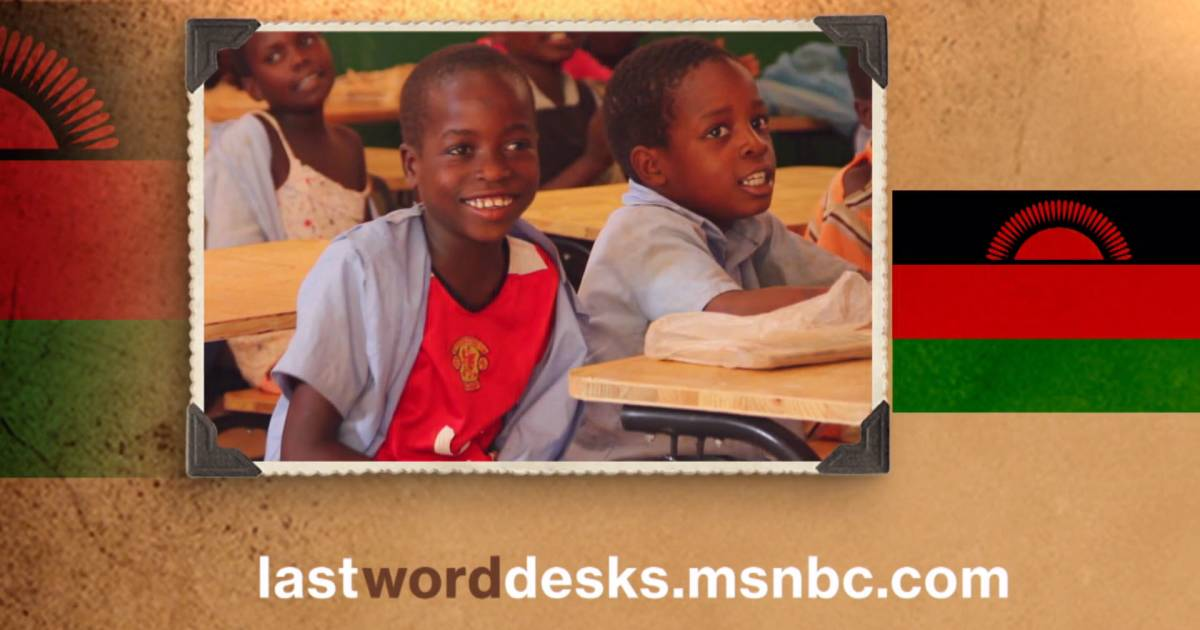 K I N D Fund Supports Kids In Need Of Desks