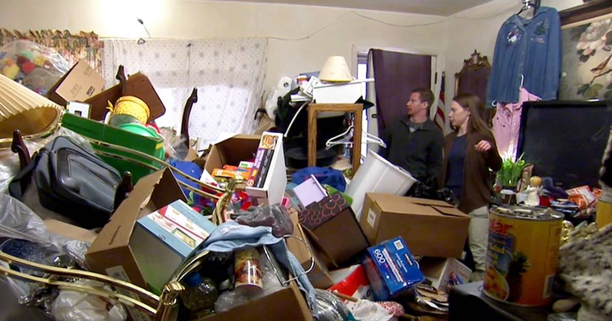 Hoarding Buried Alive Son Really Resents Mother
