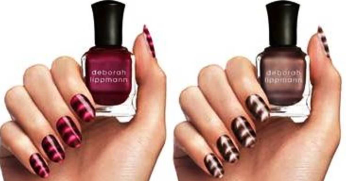 Scratch this! Extreme nails are here to stay