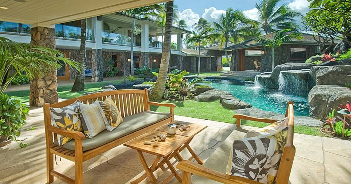 Listing of the Week: Hawaiian Vacation Spot for Celebs
