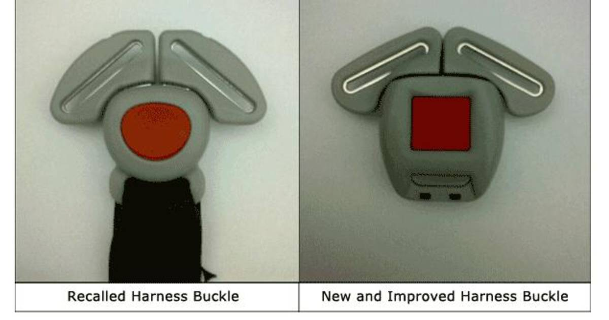 Graco Buckle Recall >> Graco agrees to recall infant seats in biggest U.S. seat
