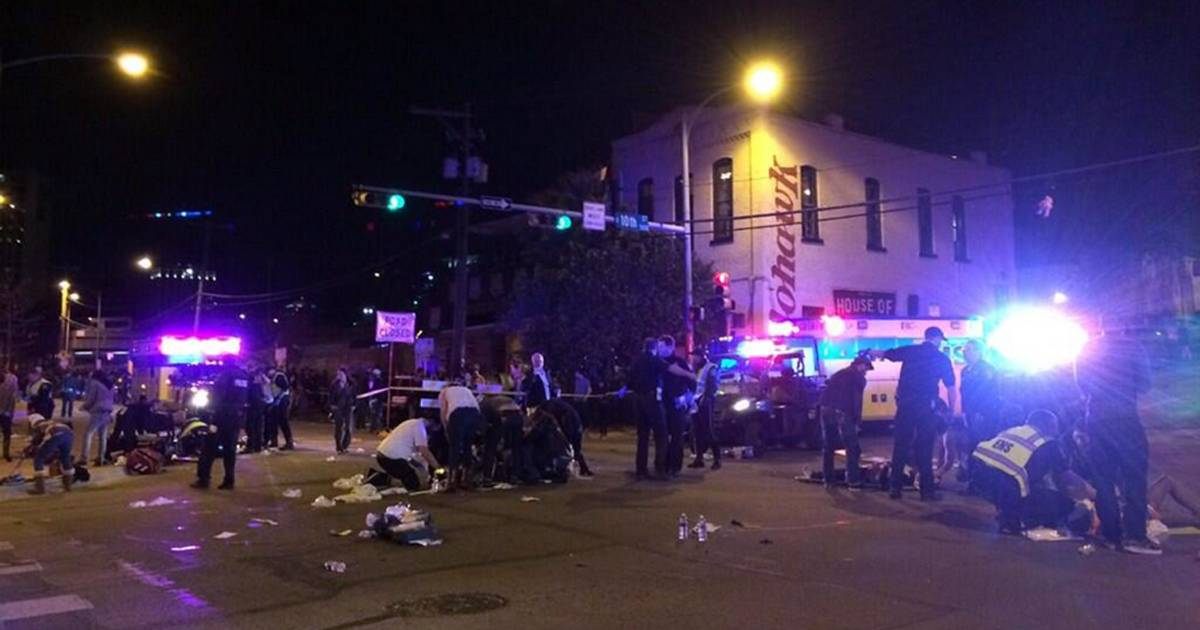Driver Faces Murder Charges After Car Hits Crowd at SXSW Club