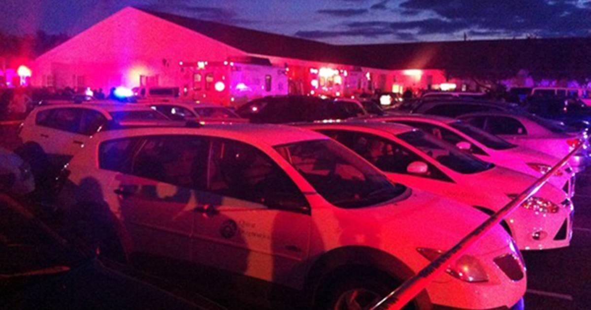 Car Plows Into Florida Church, Injuring 21