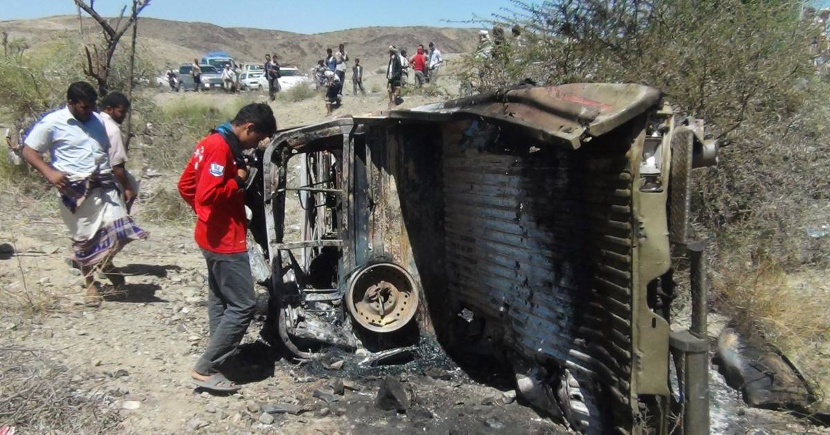 Yemen killed 40 al qaeda militants with u s drone help for Cid special bureau 13 april 2014