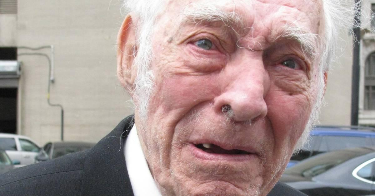 Michigan Drug Mule Leo Sharp Gets 3 Years On 90th Birthday