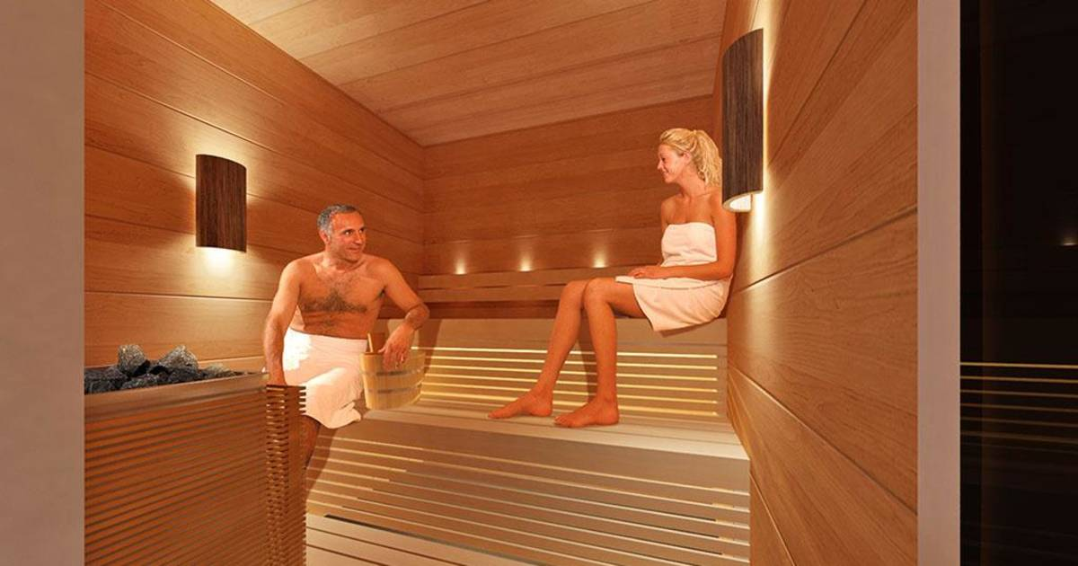 sauna finnair raises the stakes for best airport lounge. Black Bedroom Furniture Sets. Home Design Ideas