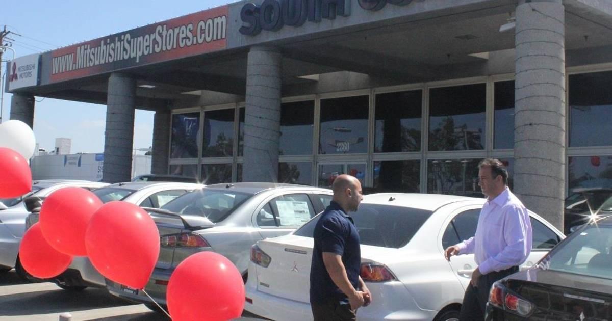 South Coast Car Dealerships