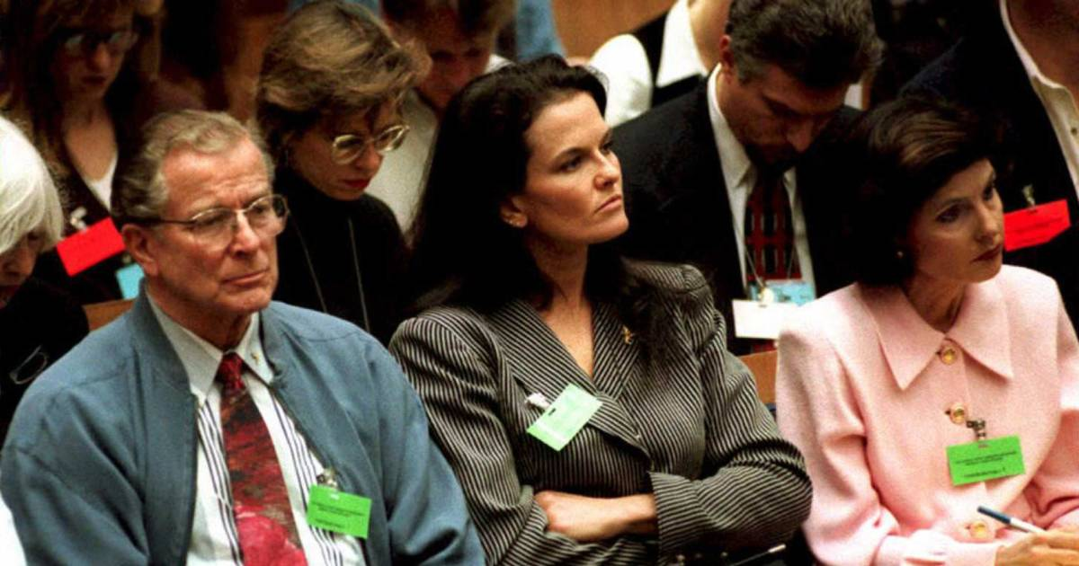 Father of Nicole Brown...O J Simpson Trial