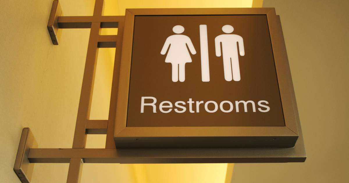 Hell No You Can T Go Teamsters Don T Like Bathroom Rules