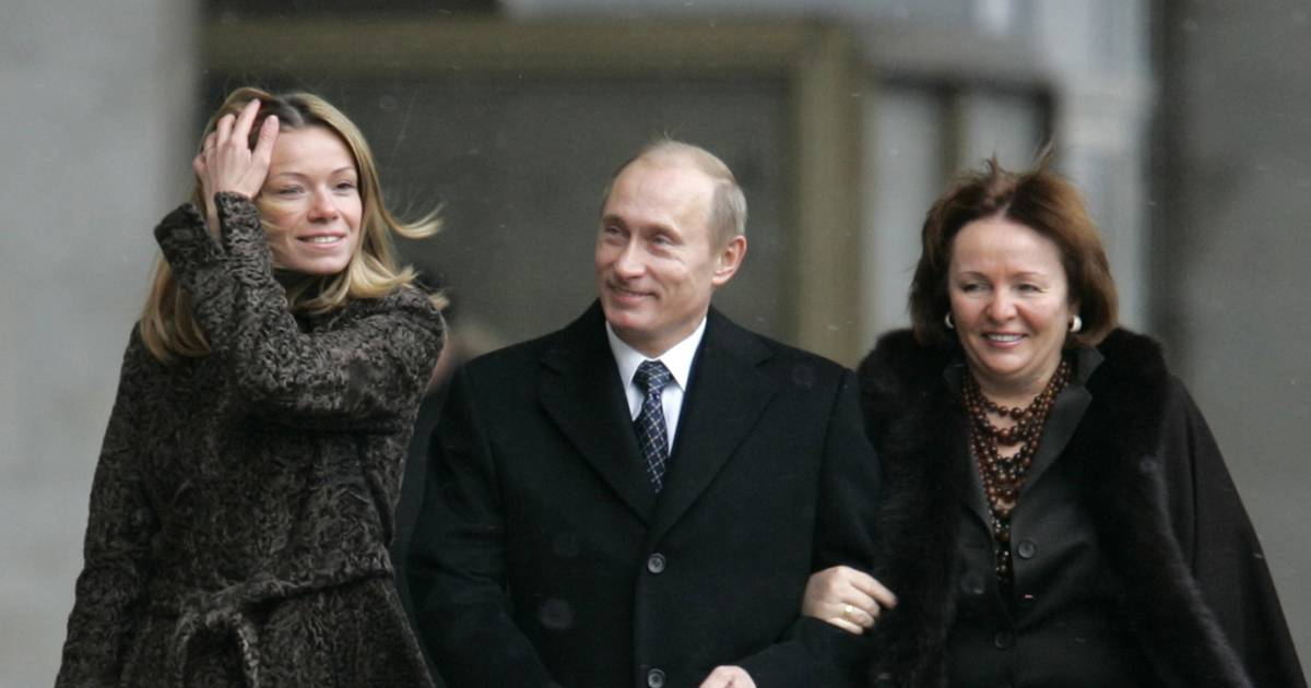 Meet the Putins: Inside the Russian Leader's Mysterious Family
