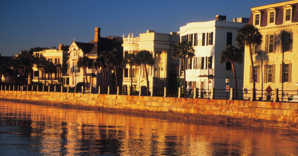 Friendliest City in America? Head to Charleston, S.C.
