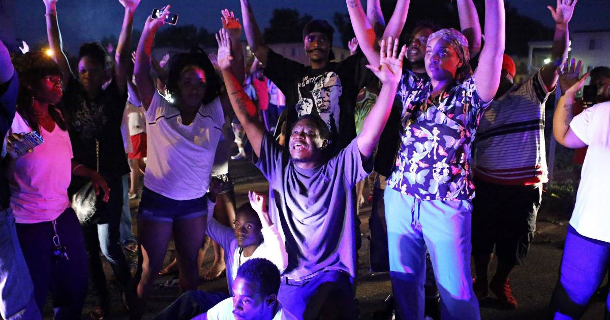 Fatal Police Shooting of Michael Brown Sparks Protests in Missouri