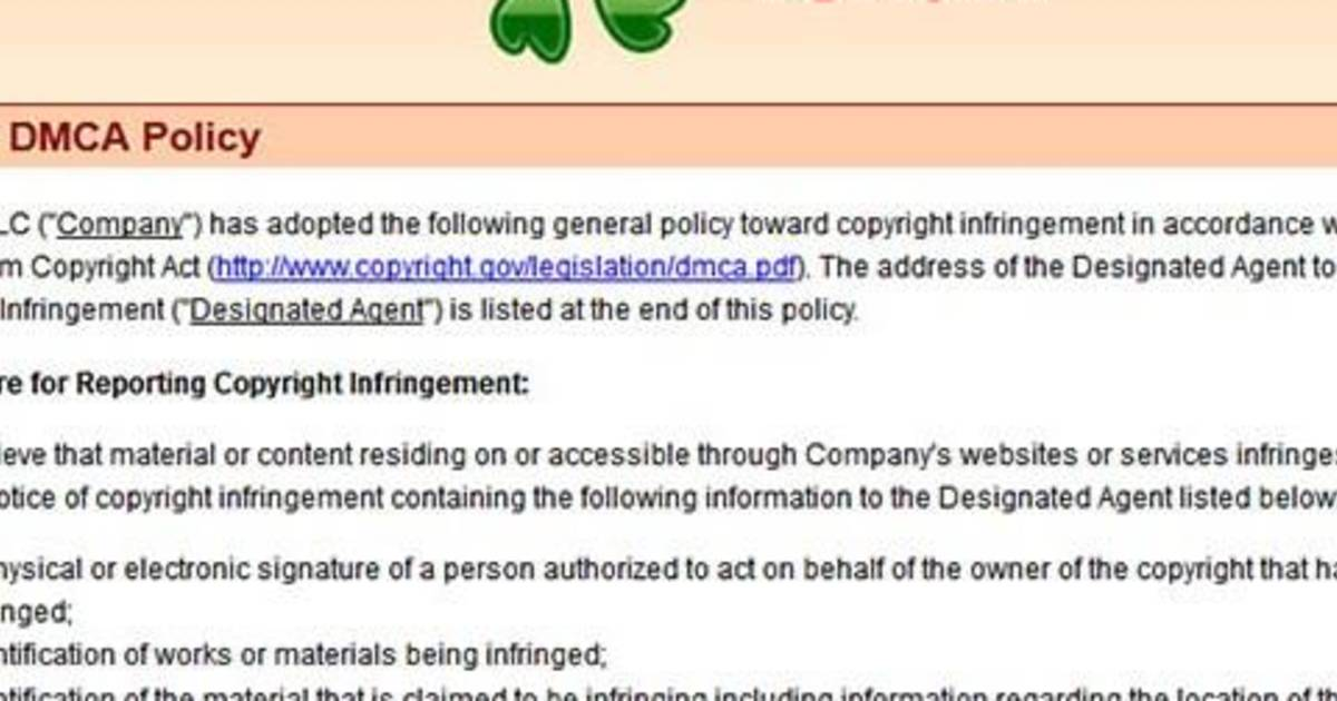 internet hangout 4chan adopts copyright policy but will it work