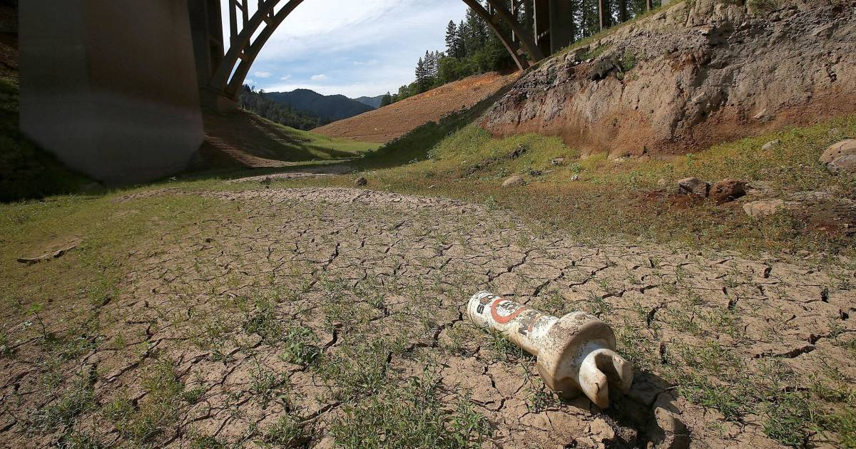 California S Drought Worst In 1 200 Years Researchers Say