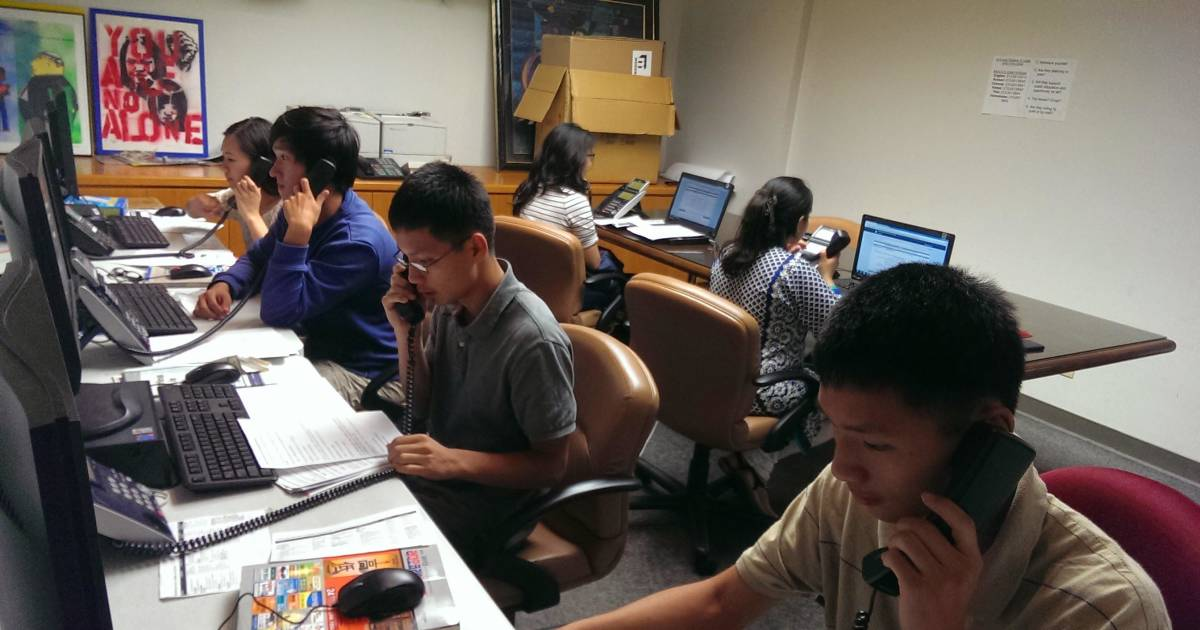 Asian-American Groups Tackle Language Barriers to Get Out Vote