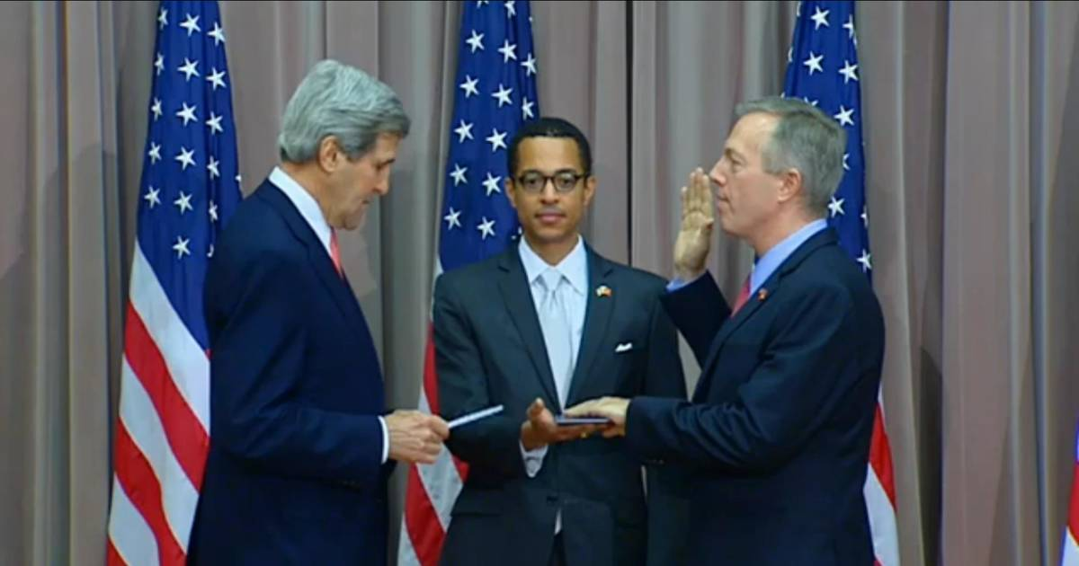 First Openly Gay U.S. Ambassador in East Asia Sworn In