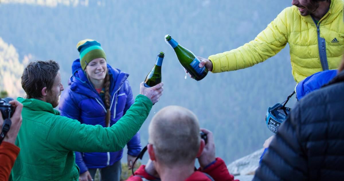 Historic First: Climbers Reach Top of El Capitan's Dawn Wall at Yosemite
