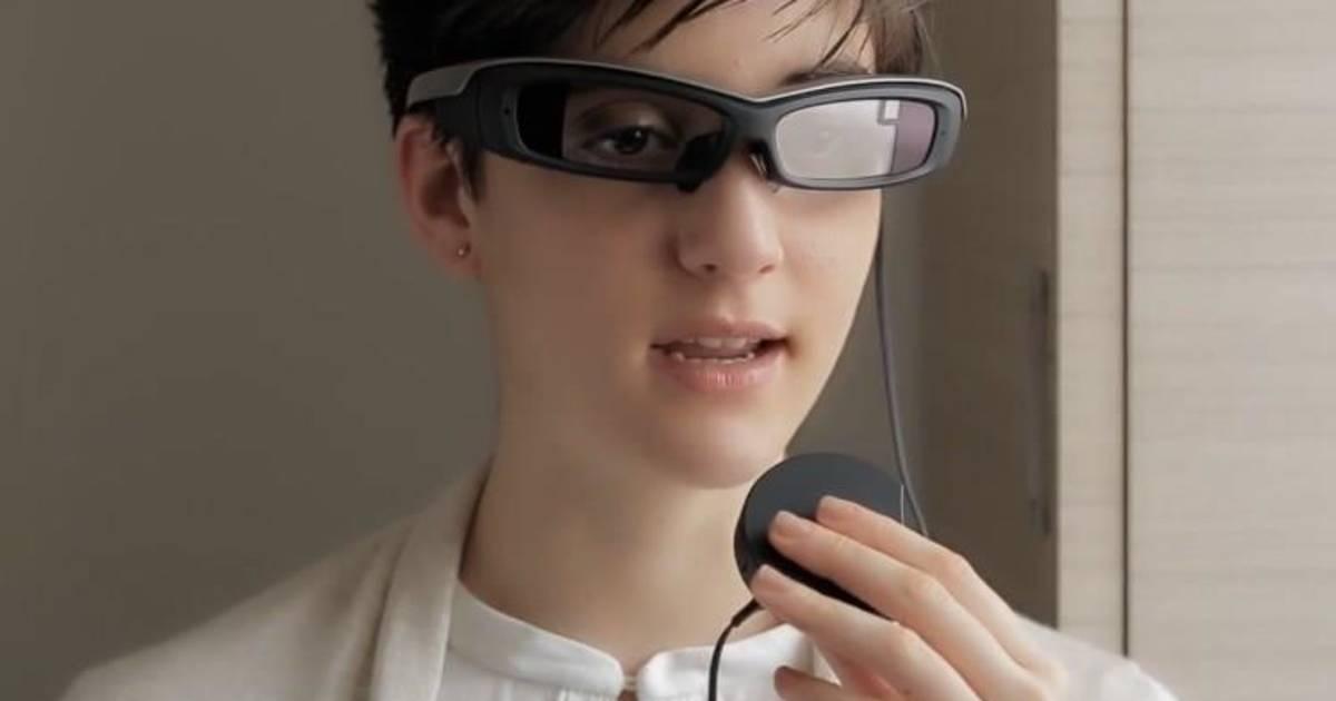 Sony Now Selling SmartEyeglass Augmented Reality Headset
