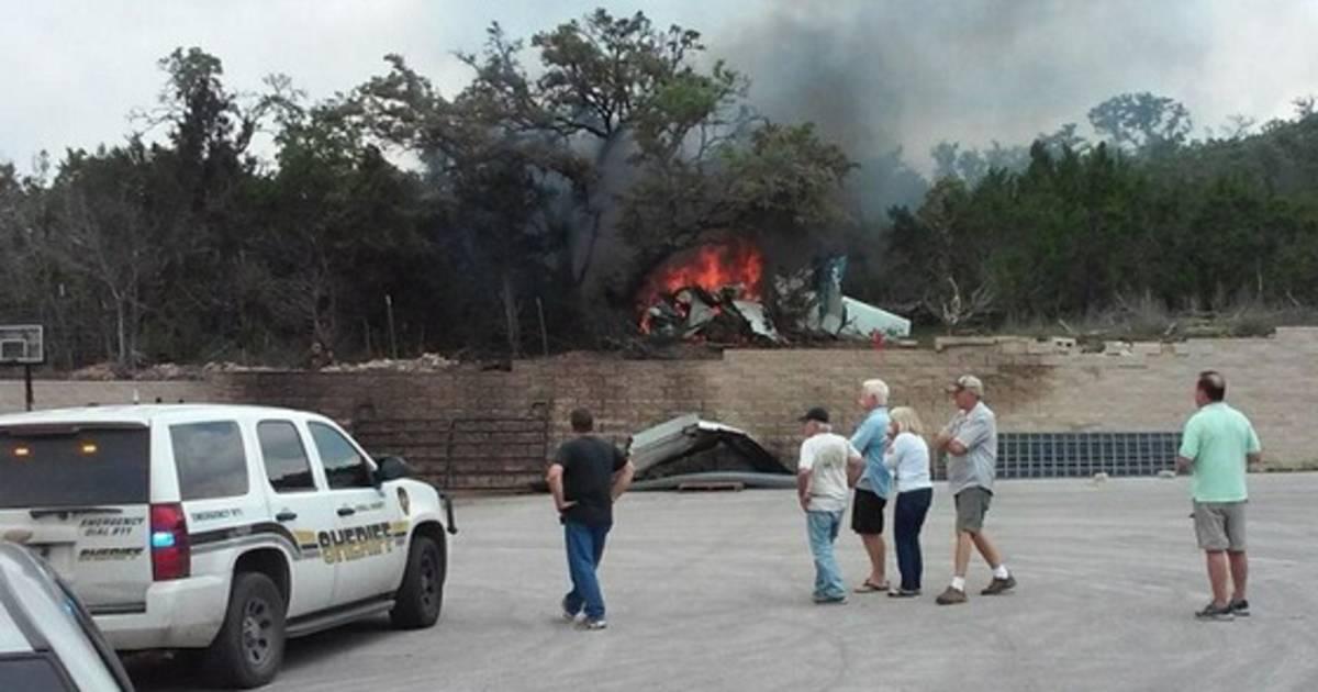 Family Of Four Killed In Small Plane Crash Near San