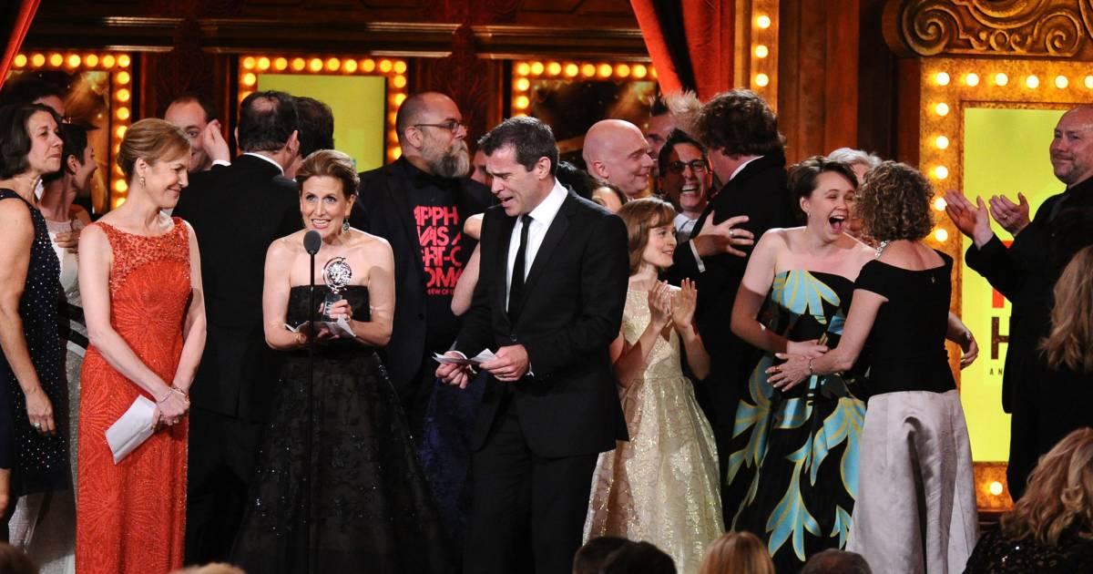 Tony Awards: 'Fun Home,' 'Curious Incident' Each Win Five ...