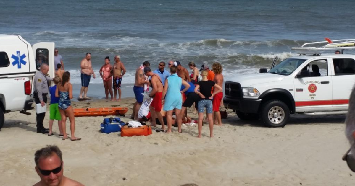 Teen Bitten by Shark on North Carolina Beach Near Scene of Earlier Attack