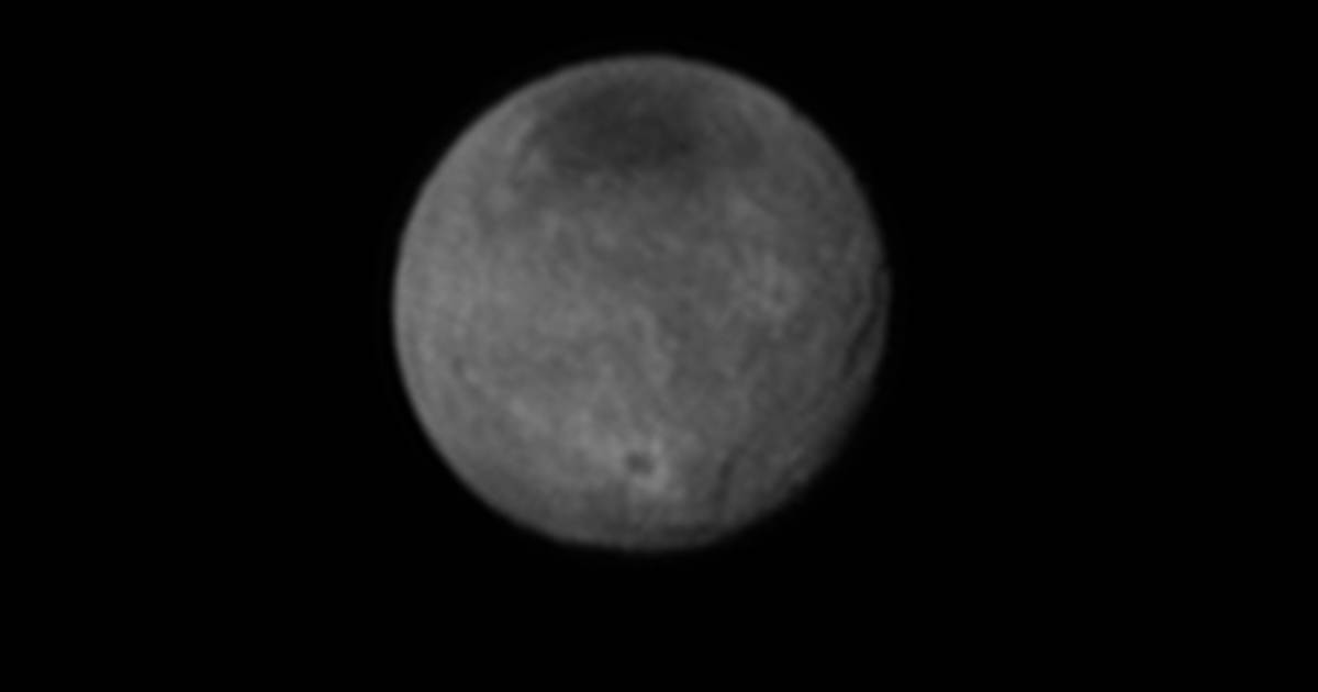 Charon Moon: New Horizons Probe Focuses On Pluto's Moon Charon ... And