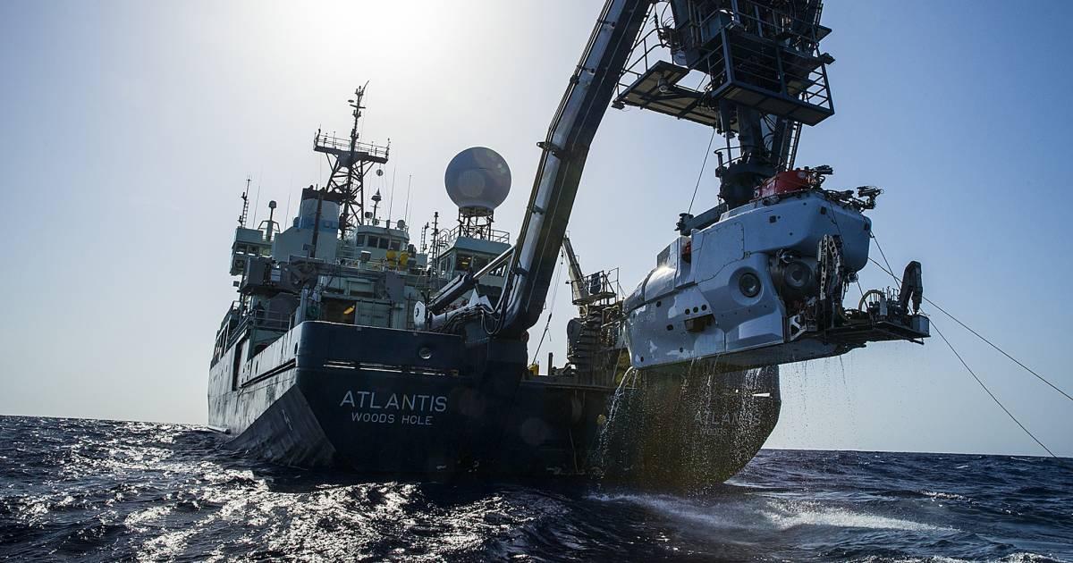 Centuries-Old Shipwreck Found Off North Carolina Coast