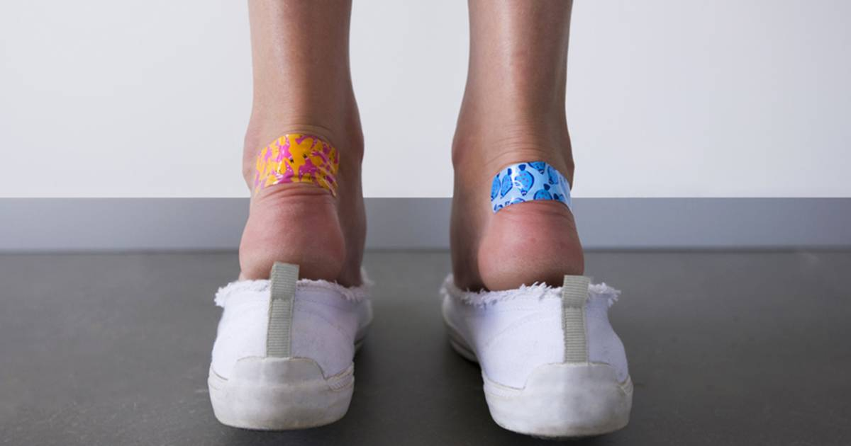 New Shoes Blues Easy Ways To Keep Your Feet Blister Free