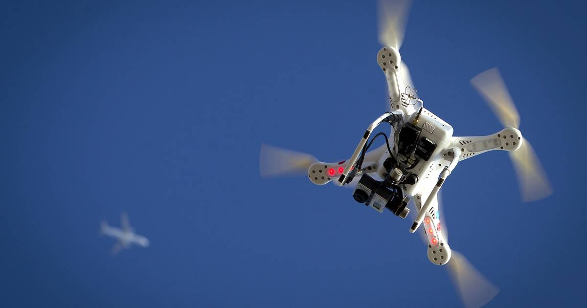 Unauthorized Drone Reports Soaring Into the Clouds, FAA Says