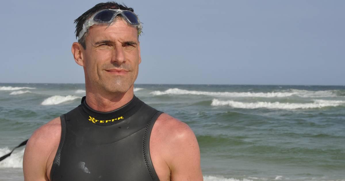 Ben Lecomte Plans To Swim Across The Pacific Ocean