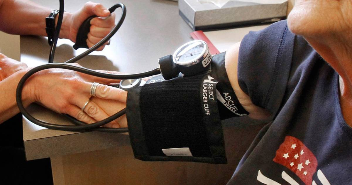 Unattended Blood Pressure Measurements in the Systolic ...
