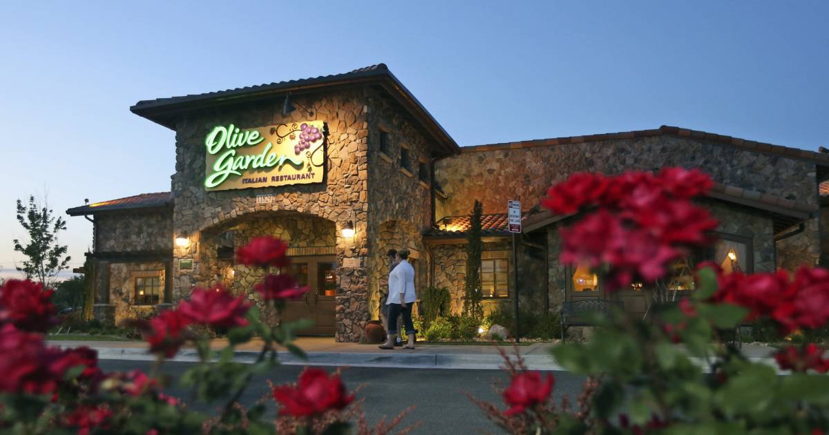 Olive Garden Brings Back Unlimited 7 Week 39 Pasta Pass 39