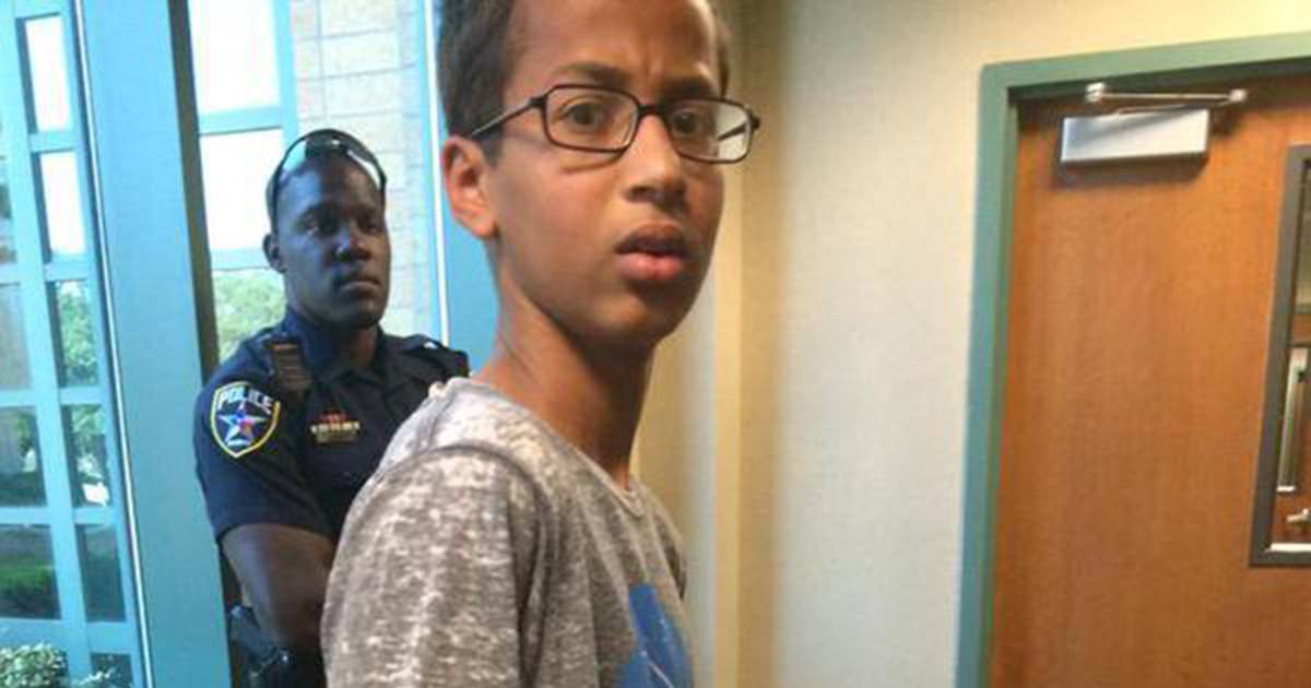 No Charges For Teen Arrested After Bringing Homemade Clock to School