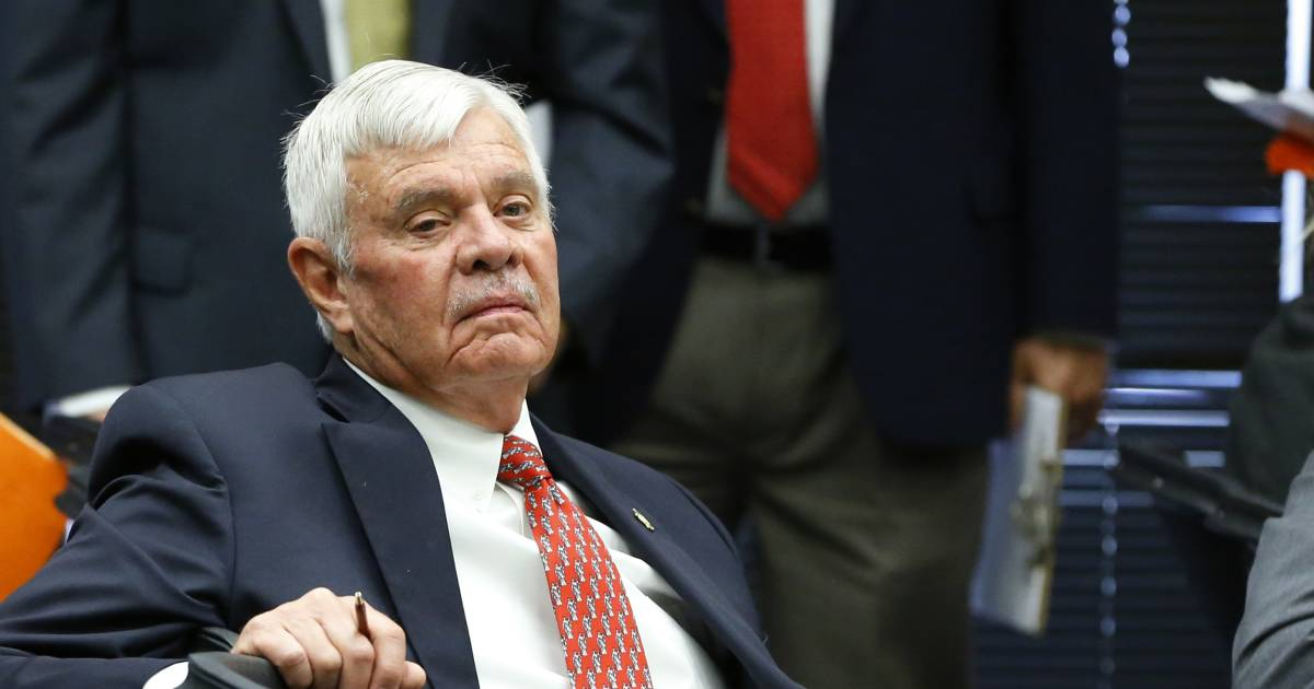 Sheriff Stanley Glanz Tulsa County Indicted Resigns Wake Fatal