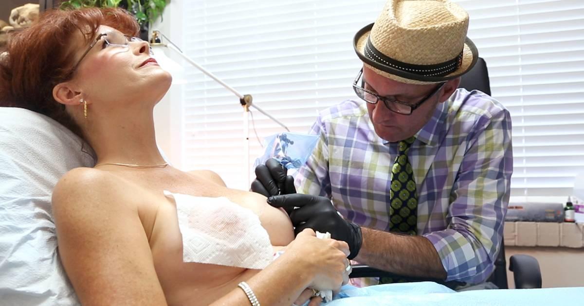 Meet The Tattoo Artist Making Breast Cancer Survivors Feel