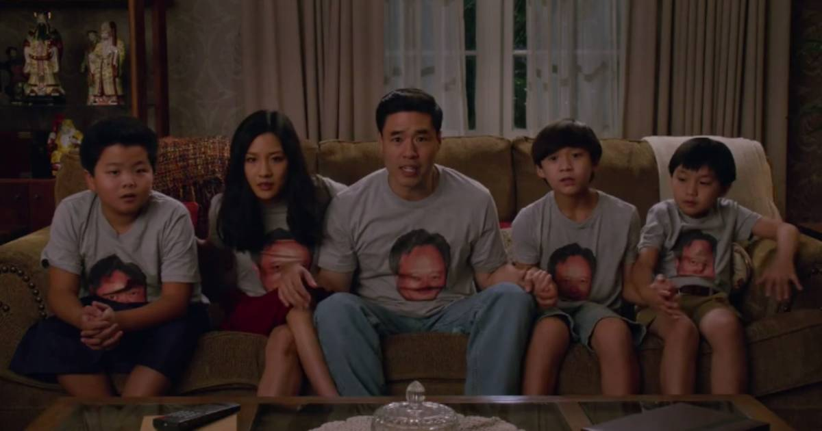 'Fresh Off the Boat' Cast Lobbies for Golden Globe Nomination