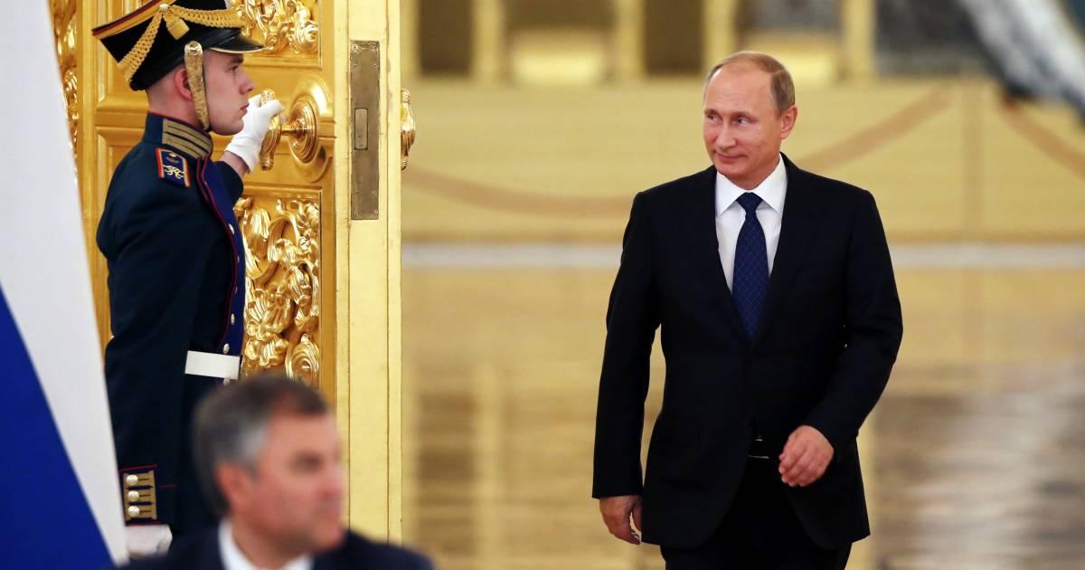 Why Does Vladimir Putin Walk Like That