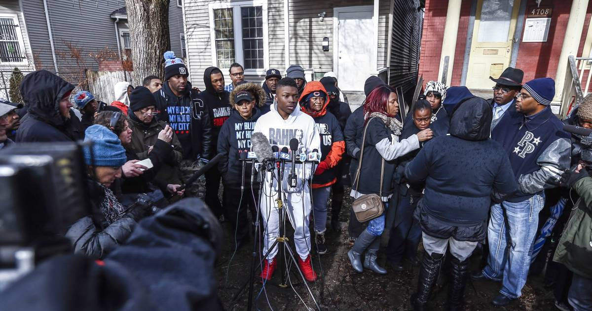 Chicago Police Shooting: LeGrier, Jones Families Demand Answers