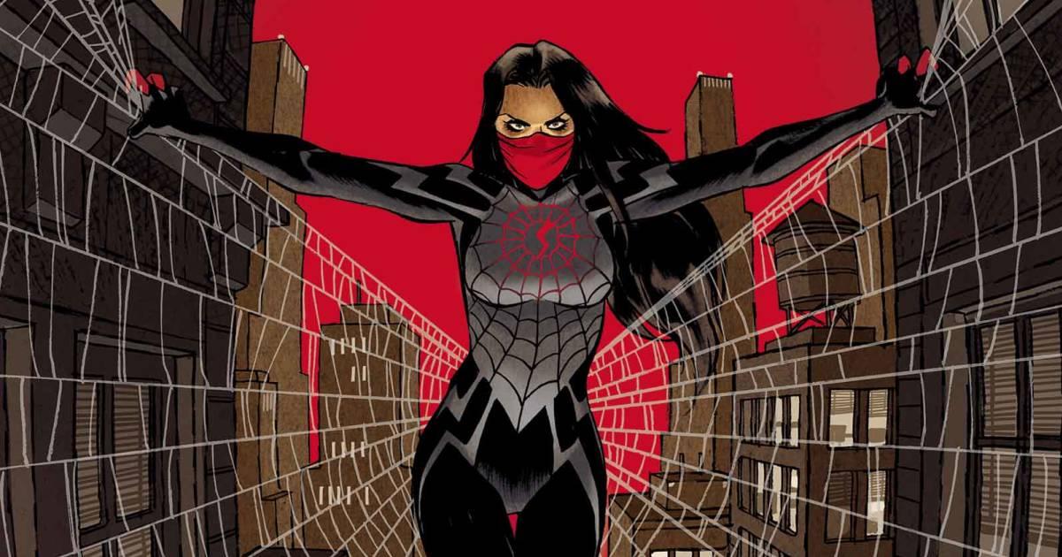 Cindy Moon Goes Solo as 'Silk,' Marvel's New Comic Heroine