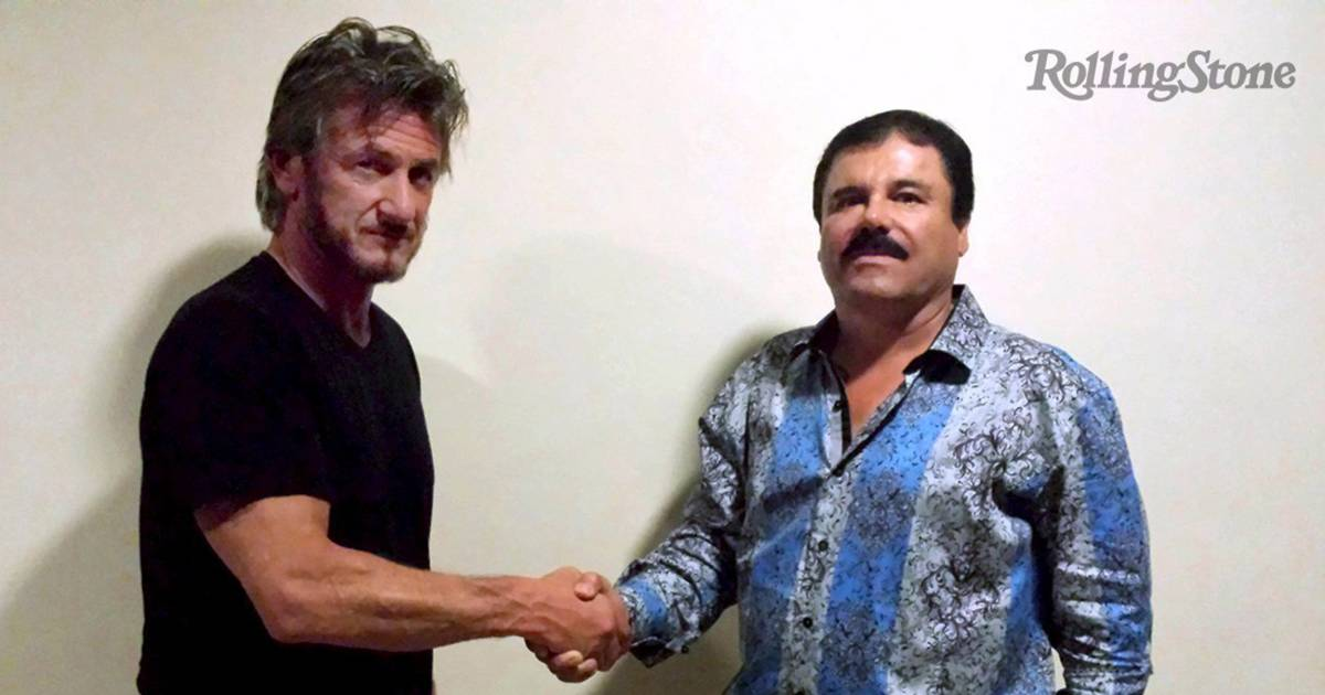 El Chapo and I Knew the Risk of Meeting, Sean Penn Says