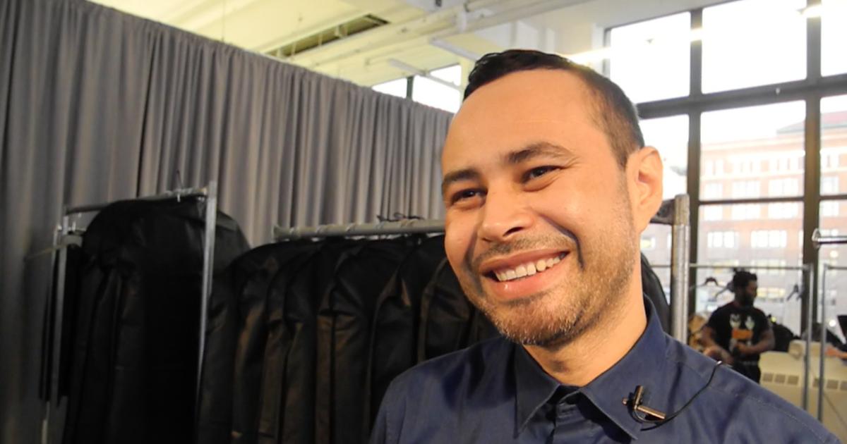 Latinos At Ny Fashion Week Men S Carlos Campos