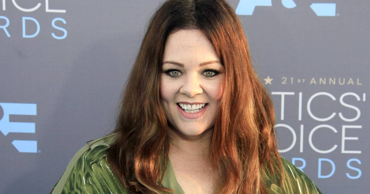 Melissa McCarthy joins Hollywood's short hair club with ...