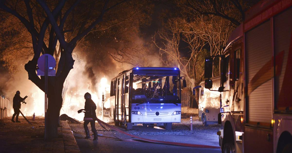 At Least 28 Killed, Dozens Wounded in Blast in Turkish Capital