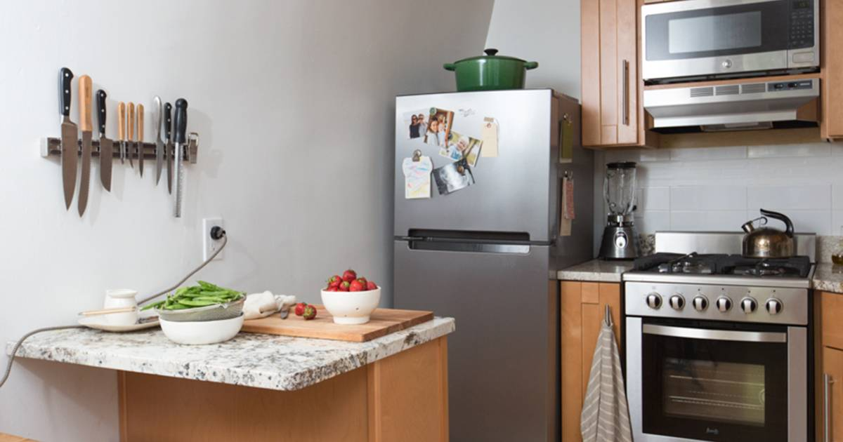 How To Fix Scratch Marks On Stainless Steel Appliances And